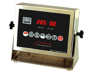Cardinal 205 Digital Weight indicator